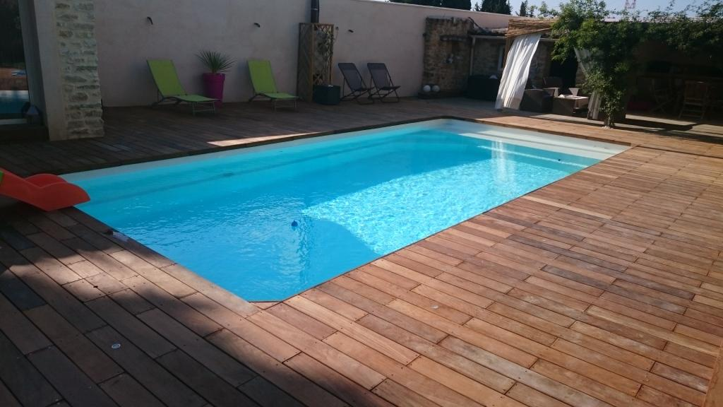 luberon plage de piscine bois avignon orange carpentras cavaillon ventoux luberon